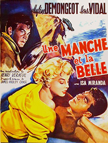 La manche et la belle - A Kiss for a Killer